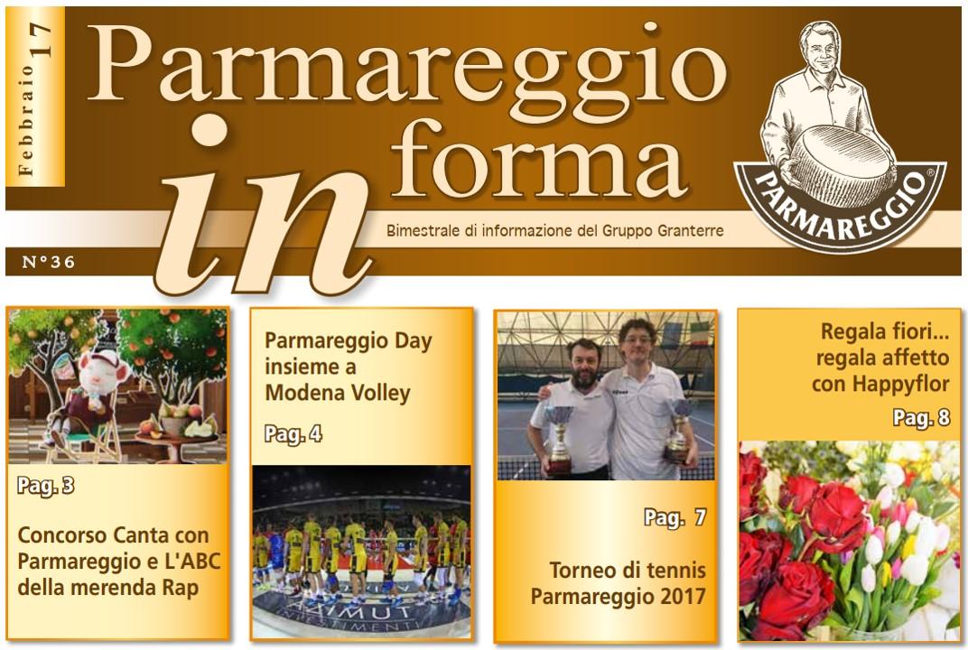PARMAREGGIO INFORMA - Febbraio 2017