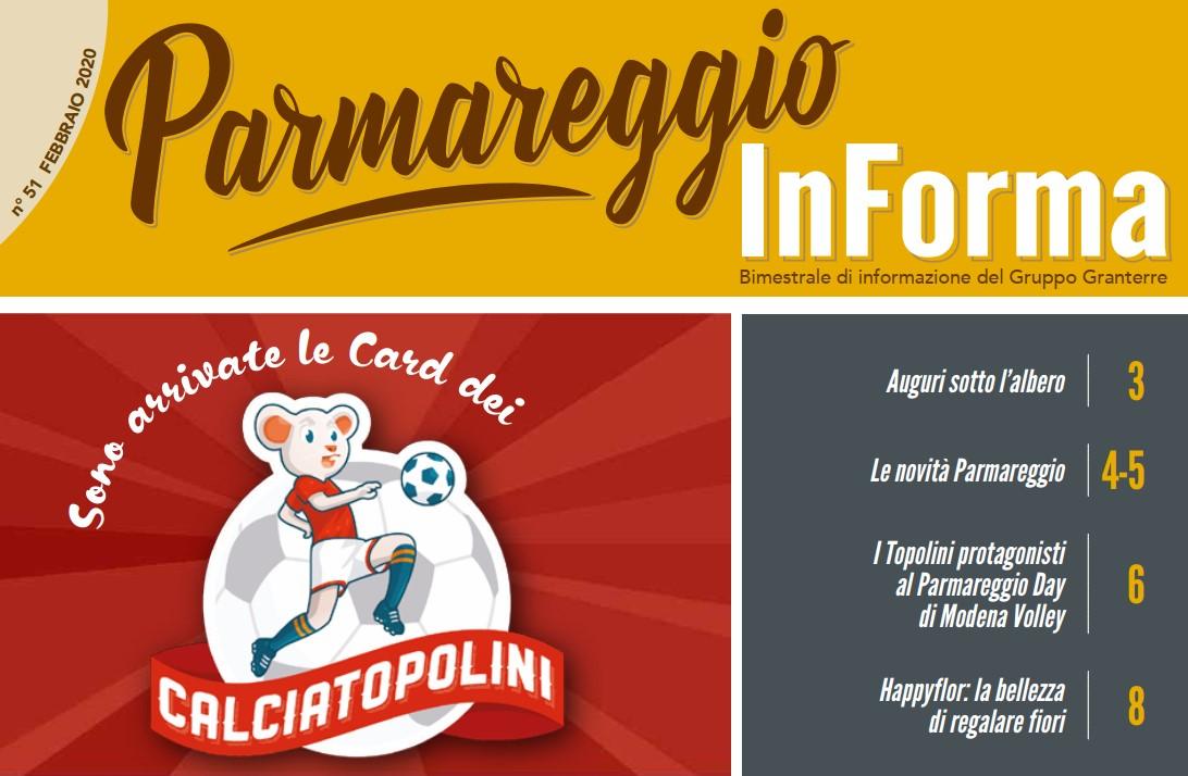 PARMAREGGIO INFORMA - Febbraio 2020