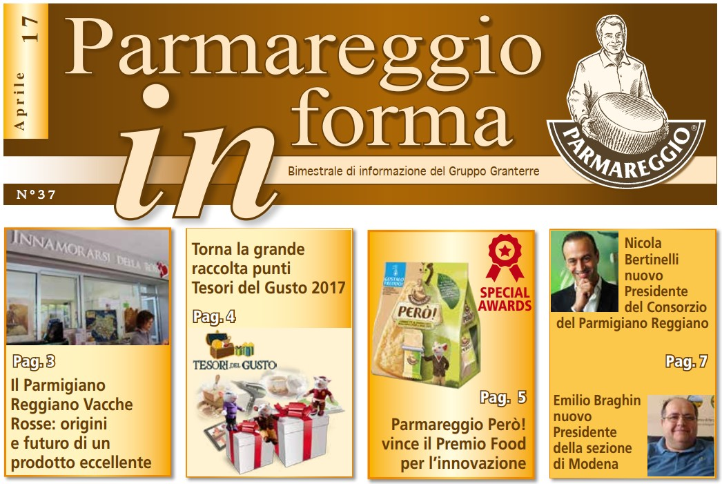 PARMAREGGIO INFORMA - Aprile 2017