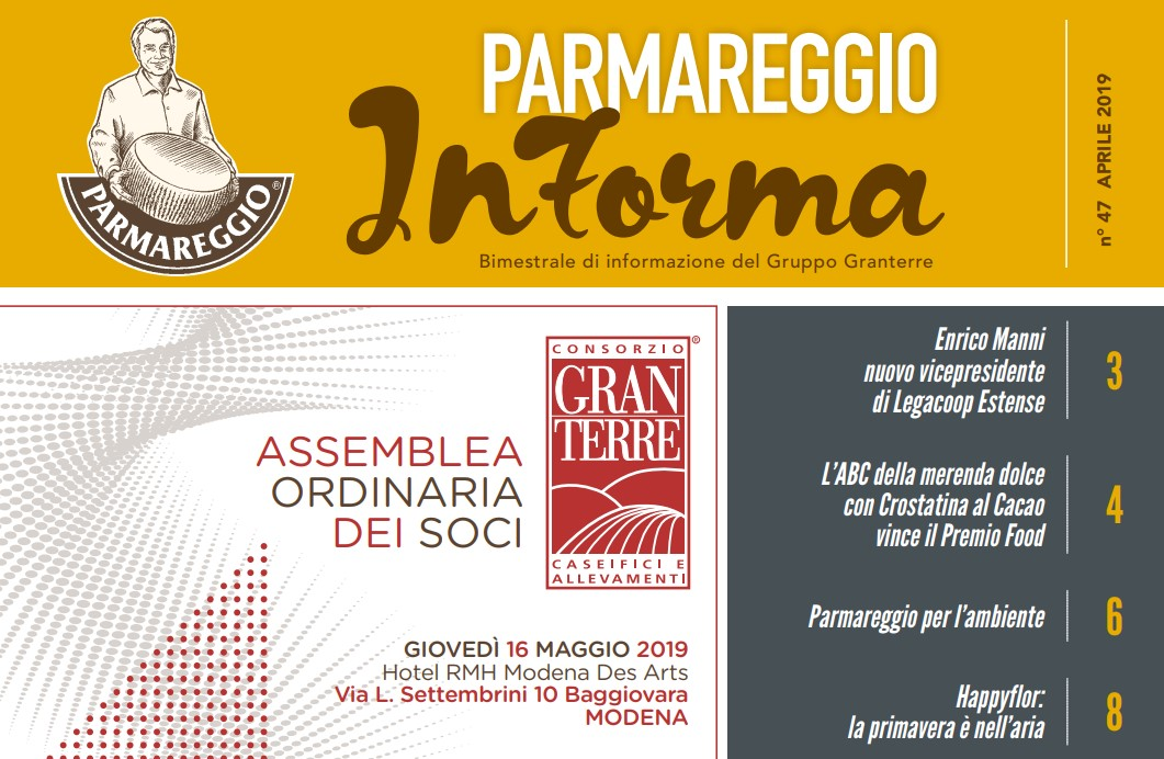PARMAREGGIO INFORMA - Aprile 2019