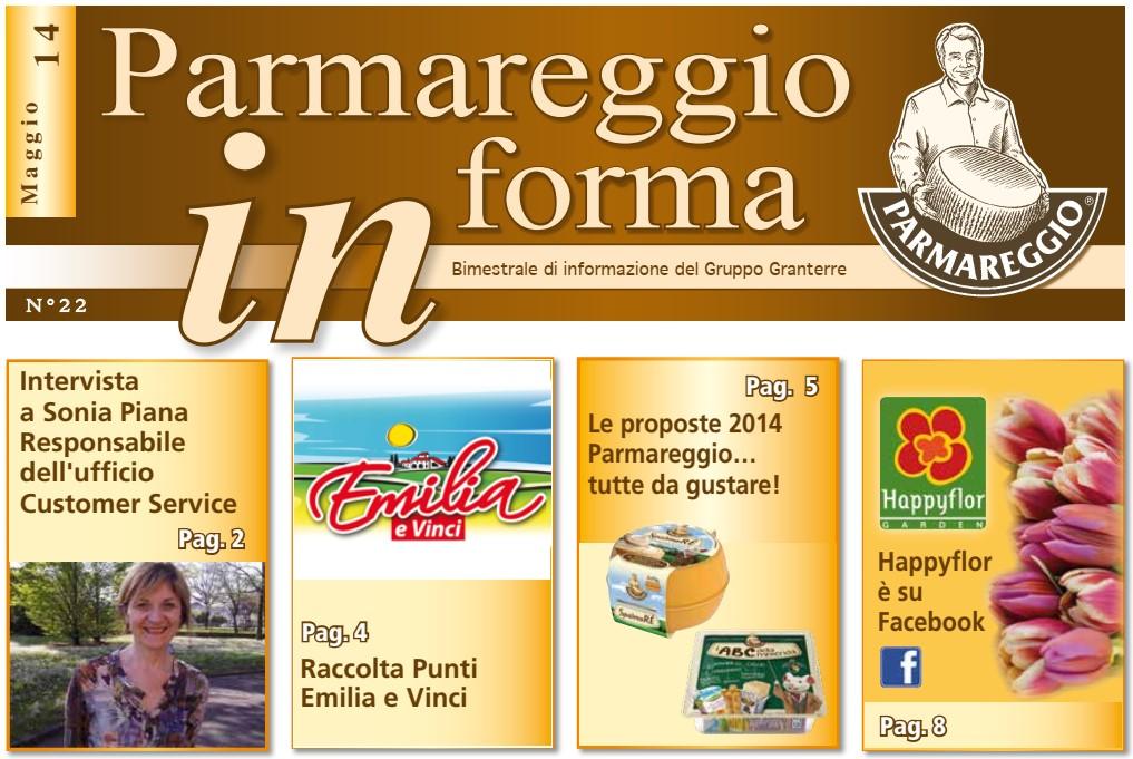 PARMAREGGIO INFORMA - Maggio 2014
