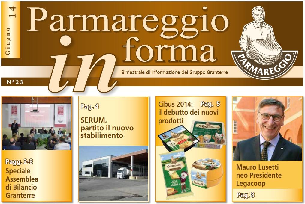 PARMAREGGIO INFORMA - Giugno 2014