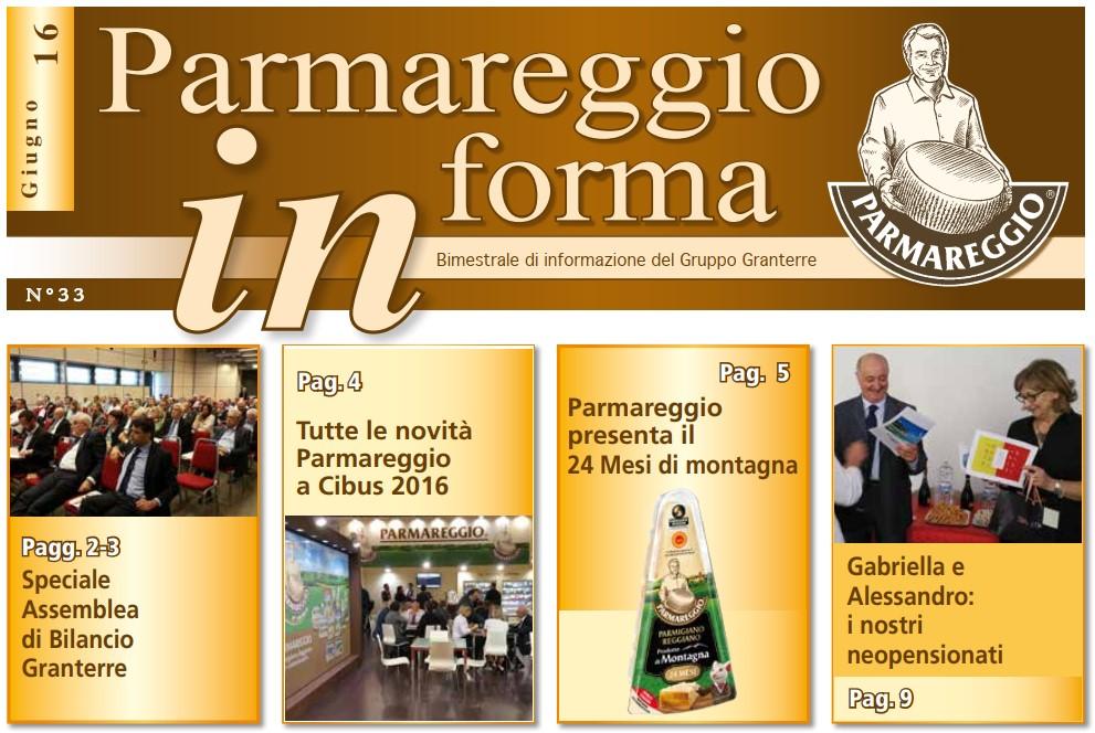 PARMAREGGIO INFORMA - Giugno 2016