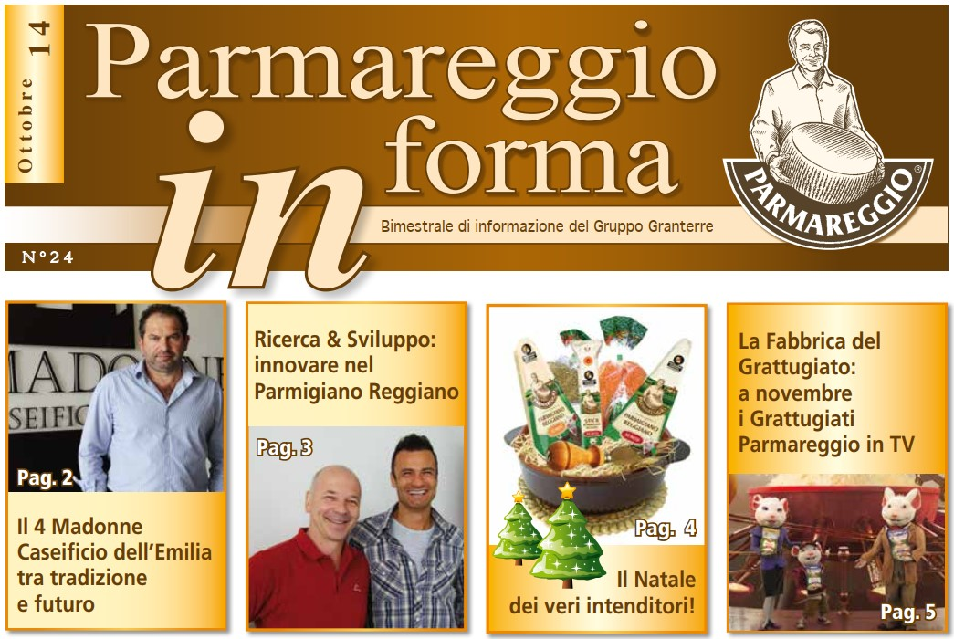 PARMAREGGIO INFORMA - Ottobre 2014
