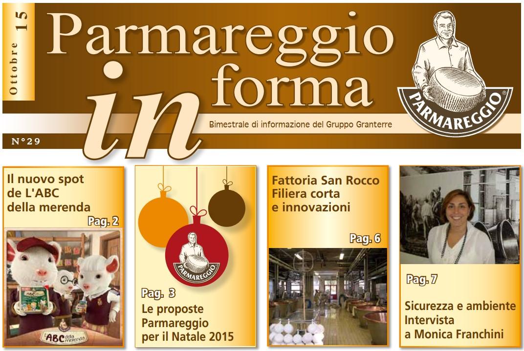 PARMAREGGIO INFORMA - Ottobre 2015