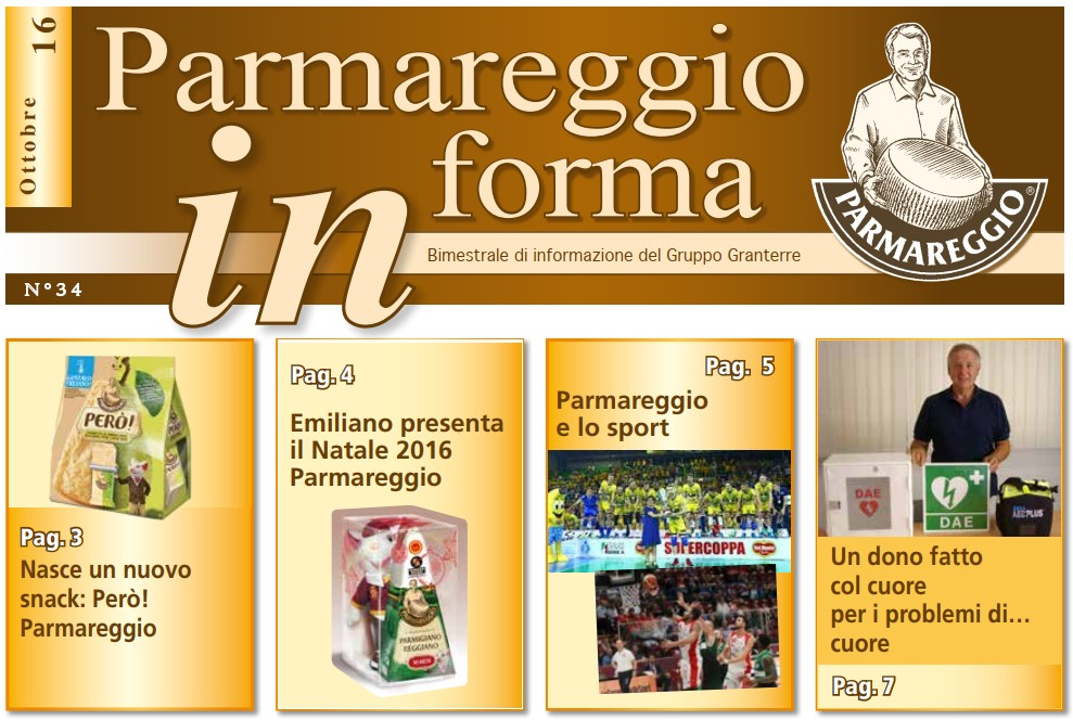 PARMAREGGIO INFORMA - Ottobre 2016
