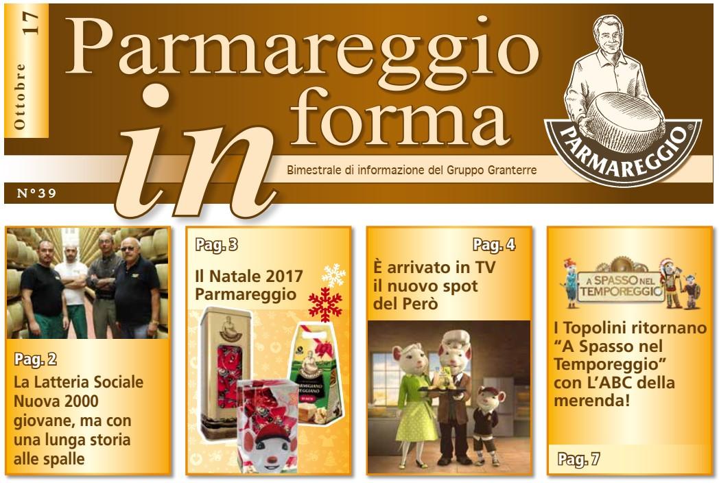 PARMAREGGIO INFORMA - Ottobre 2017