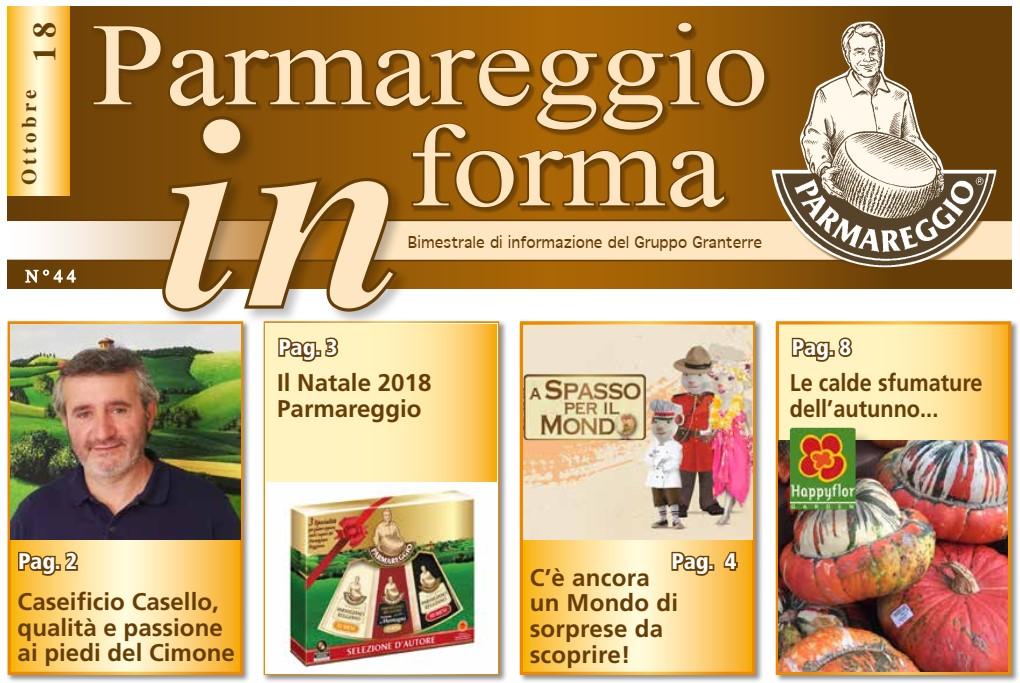 PARMAREGGIO INFORMA - Ottobre 2018