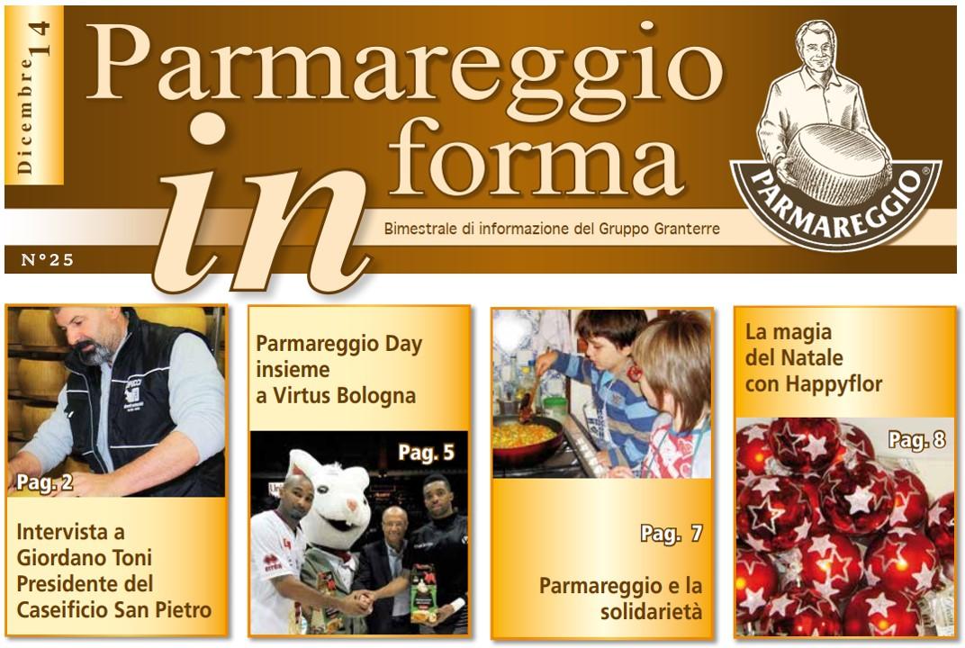 PARMAREGGIO INFORMA - Dicembre 2014