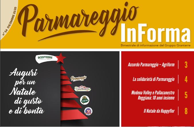 PARMAREGGIO INFORMA - Dicembre 2020