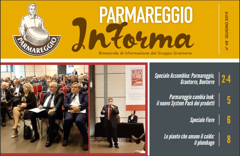 PARMAREGGIO INFORMA - Giugno 2019