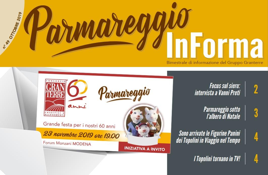 PARMAREGGIO INFORMA - Ottobre 2019