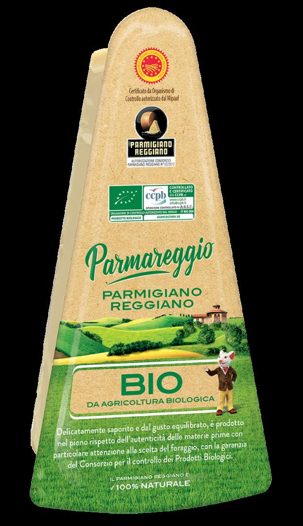 PARMIGIANO REGGIANO PARMAREGGIO BIOLOGICO