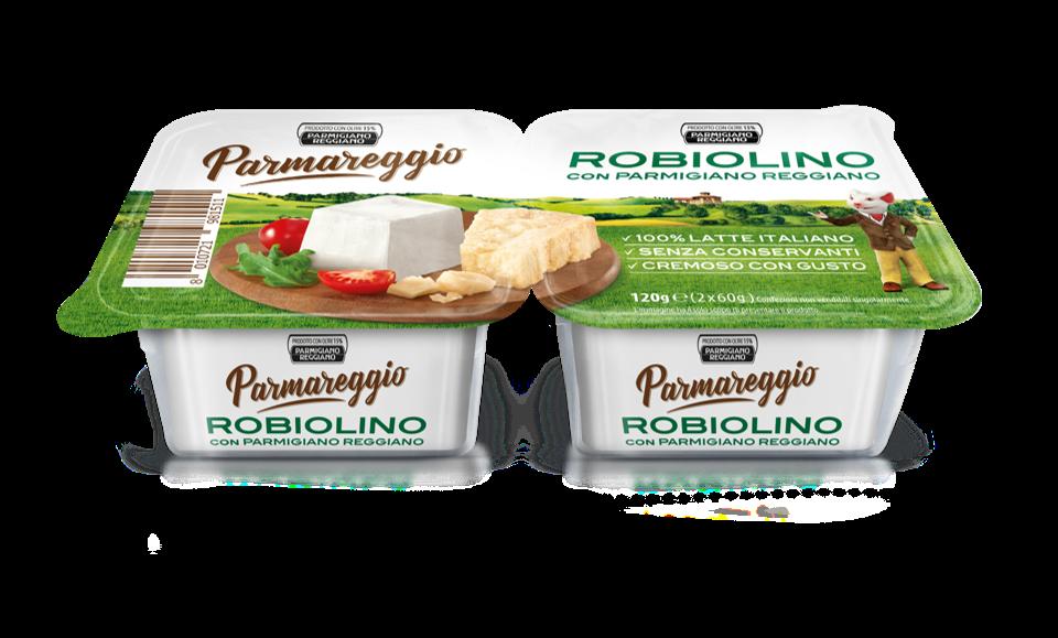 ROBIOLINO CON PARMIGIANO REGGIANO